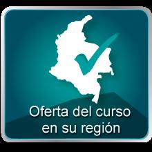 Oferta del curso ECDF en su región